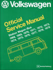 BENTLEY WORKSHOP REPAIR MANUAL VOLKSWAGON VW KOMBI VAN