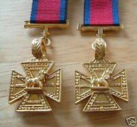 MEDALS - ARMY GOLD CROSS 1813 - MINIATURE