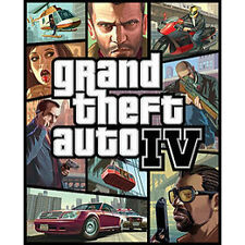 Grand Theft Auto IV (Sony PlayStation 3, 2008)