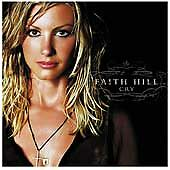 FAITH HILL CRY COUNTRY MUSIC CD ALBUM 2002