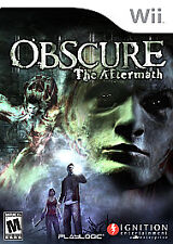 Obscure The Aftermath for wii