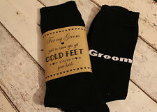 Groom Socks-Just in case you get cold feet 004