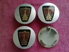 """MGF ROVER ALLOY WHEEL """"CENTRE CAPS"""" SET OF 4 GOOD CONDTION"""