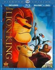 The Lion King (Blu-ray+DVD, 2011, 2-Disc Set, Diamond Edition)**BRAND NEW**
