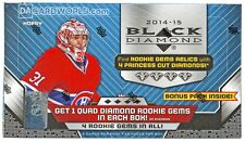 2014-15 Upper Deck Black Diamond Hockey Double Diamond 101-150 Pick A Player