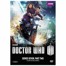 Doctor Who: Series Seven, Part Two (DVD, 2013, 2-Disc Set) Brand New