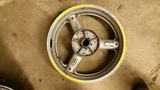 SUZUKI SV650 '99 - '02 REAR WHEEL GOOD CONDITION - NO TYRE