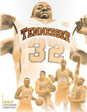 2010-2011 University of Tennessee Basketball Media Guide Scotty Hopson BRAND NEW