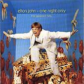 ELTON JOHN - One Night Only -The Greatest Hits Live