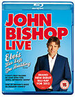 John Bishop - The Elvis Has Left The Building Tour **NEW & SEALED** BLU RAY