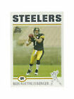 2004 Topps Collection Ben Roethlisberger Pittsburgh Steelers #311 Football Card