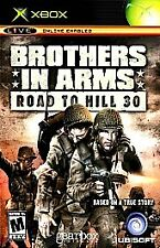 Brothers in Arms: Road to Hill 30 (Microsoft Xbox, 2005) (Tested: Works Great)
