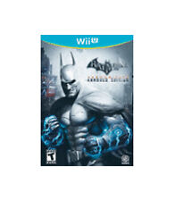 Batman: Arkham City Armored Edition  (Wii U, 2012) Brand new In Sealed Package