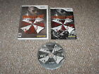 Resident Evil: The Umbrella Chronicles Nintendo Wii Complete