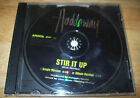 RARE Haddaway PROMO CD Stir It Up BOB MARLEY COVER 2 versions FREE SHIPPING US