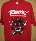 Korea NEW National Football Soccer Team The Reds 2 Two Sided Jersey T Shirt XL
