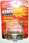 1956 '56 FORD VICTORIA RICKY RUDD #10 TIDE GOLD STOCK RODS DIECAST 1999