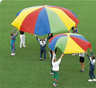NEW 20 FOOT KIDS PLAY PARACHUTE Outdoor Game-Exercise!!