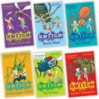 Ali Sparkes Switch Collection 6 Books Set S.W.I.T.C.H