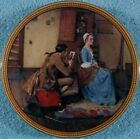 Portrait For a Bridegroom Rockwell Collector Plate