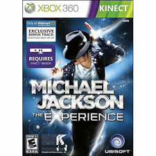 NEW Michael Jackson: The Experience  (Xbox 360, 2011)