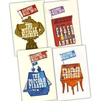 Alexander McCall Smith Collection 4 Books Set Pack