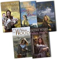Valerie Wood Collection 5 Books Set Pack Fallen Angels