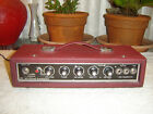 FET, Power Amplifier with Spring Reverb, Tremolo and Tone Control, Vintage Unit