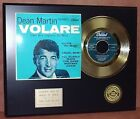 Dean Martin - Volare - 24k Gold Record Display - Free USA Shipping