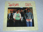 "THE JACKSONS Nothin PROMO AUS 1989 P/S 7"" 45 MINT"