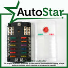 12 Way Blade Fuse Box & BUS BAR Kit Car Boat Marine FuseBox Holder 12v 24v Volt