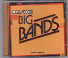 ALL THE BIG BANDS Disc Three CD Album LES BROWN/GLENN MILLER & HIS ORCHESTRA