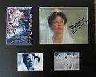 CLAIRE BLOOM Signed 13x11 Photo Display CLASH OF THE TITANS COA