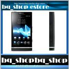 "New Sony Xperia S LT26i 32GB 4.3"" 1.5GHz 12MP Black Android 2.3 Phone By Fedex"