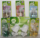 2 Air Wick Scented Oil Warmers & 5 Scented Oil Refills, Free Expedited Shipping