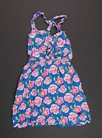 ABERCROMBIE & FITCH Women Floral Print Spaghetti Dresses NEW NWT $68