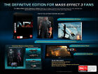 Mass Effect 3 N7 Collector's Edition PS3 PAL AU *NEW!*