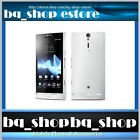 "New Sony Xperia S LT26i 32GB 4.3""1.5GHz 12MP Android 2.3 White Phone By Fedex"