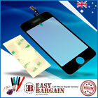 iPhone 3GS Digitizer LCD Touch Glass Screen Replacement Repair Kit+Adhesive+Tool
