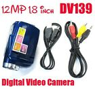 LATEST NEW Mini DV 12MP Digital Video Camcorder Camera Recorder Webcam 4 x Zoom