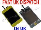 For iPod Touch 4 4th Gen LCD Display Touch Screen Digitizer Front Panel Yellow