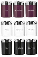 Tea Coffee & Sugar Kitchen Pots/Canisters - Houston