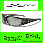 Men's Designer X Loop Sunglasses XL40403 UV400 Davis B2