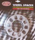 SAAS 5 Lug 5 Stud 8mm Wheel Spacers 2 Per Packet New