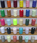 30 Large Sewing Cottons *High Quality Polyester Thread Spools* Free UK Postage