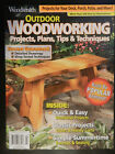 "Outdoor Woodworking Magazine - Aug 2012 Issue - Deck Porch Patio ""Sect B"""