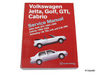 NEW Volkswagen Golf GTI Jetta Cabrio Bentley Repair Manual VW8000116
