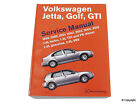 NEW Volkswagen Golf GTI Jetta 99-05 Bentley Repair Manual VW8000119