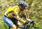 Lance Armstrong Tour De France USA Cycling Signed 12x8 Photo RARE AUTOGRAPH