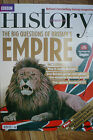 """""""HISTORY"""" Magazine Vol 13 #2 Issue - The Big Questions of Britain's Empire"""